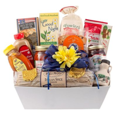 Ohio Gift Baskets and Candy from Flavor Ohio