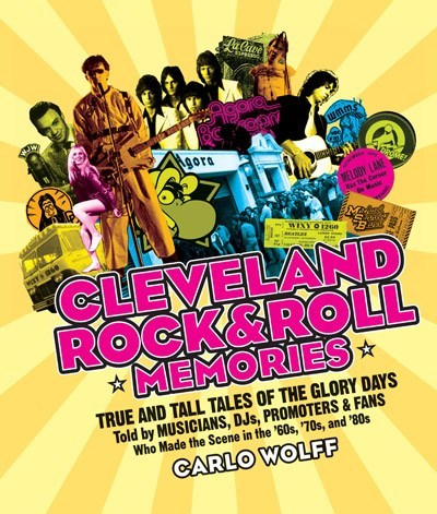 cleveland rock n' roll memories